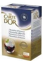 CARTE D'OR Moussebas till desserter 1 x 1,8 kg