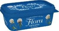 Flora Mjölkfritt Smörgåsmargarin 16 x 400 g -