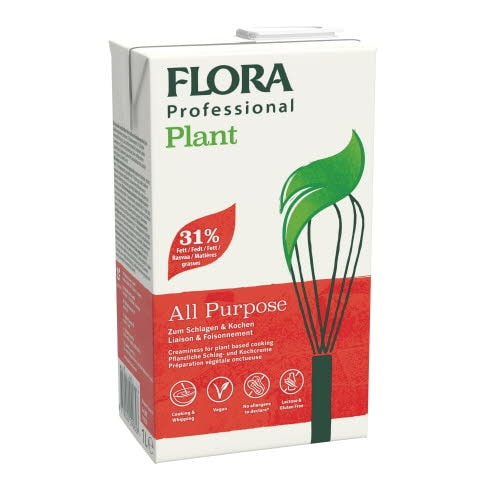 Flora Professional Plant All Purpose 31% 8 x 1 L  -