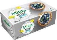 Milda Mat- och Bakmargarin, Mjölkfritt 24 x 0,5 kg  -