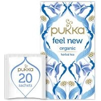 Pukka Örtte Feel new EKO 4 x 20 p