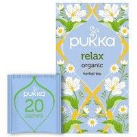 Pukka Örtte Relax EKO  4 x 20 p