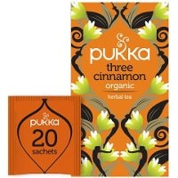 Pukka Örtte Three Cinnamon EKO 4 x 20 p