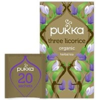 Pukka Örtte Three Licorice EKO 4 x 20 p             -