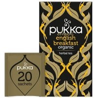 Pukka Svart te Elegant English Breakfast EKO 4 x 20 p -