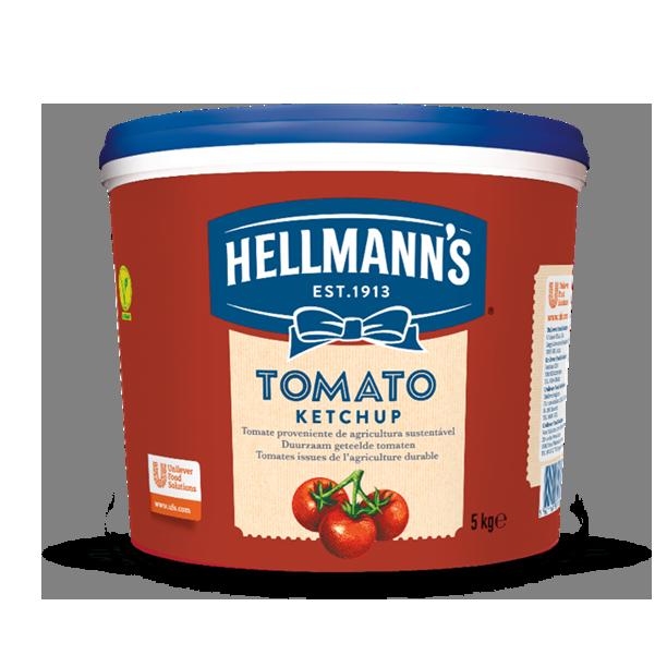 HELLMANN'S  Ketchup 1 x 5 kg -