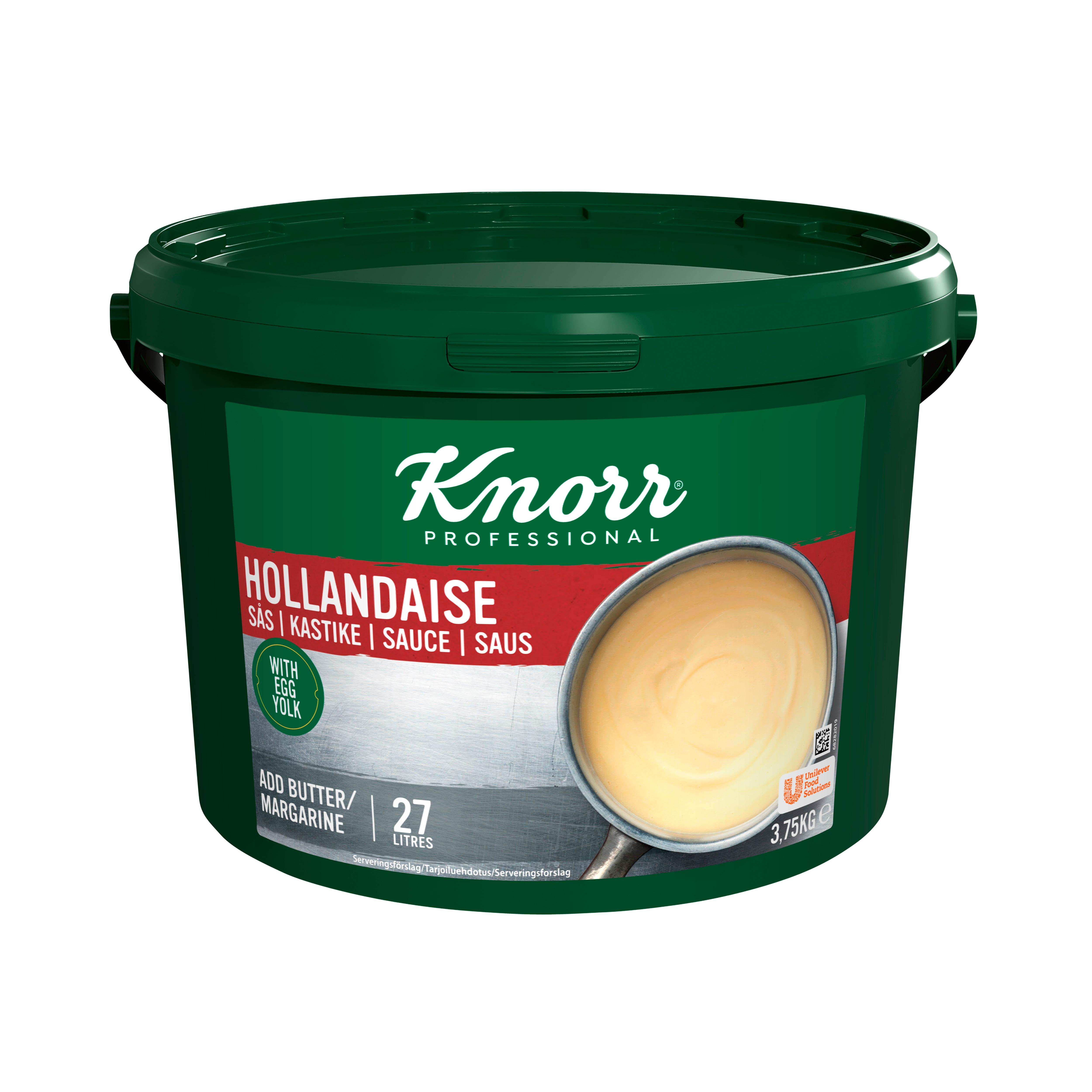 Knorr Hollandaisesås 1 x 3,75 kg -