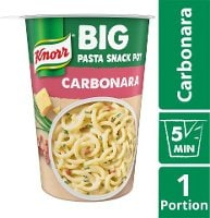 Carbonara Snackpot BIG, 8 x 92 g   -