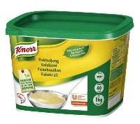 Knorr Fiskbuljong, pasta 2 x 1 kg -