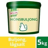 Knorr Hönsbuljong lågsalt 1x5kg -