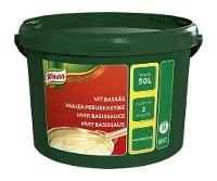 Knorr Vit Bassås 1 x 4,25 kg -