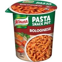 Snack Pot Bolognese, 8 x 68 g