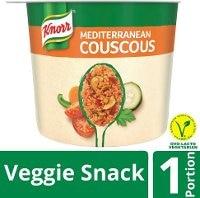Snack Veggie Snack Mediterranean Couscous, 6 x 73 g