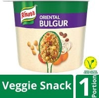 Snack Veggie Snack Oriental Bulgur, 6 x 74 g