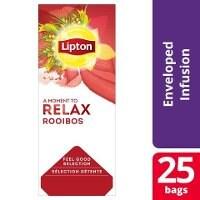 Lipton Classic Rooibos, 6x25 st -