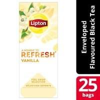 Lipton Classic Vanilj te 6 x 25 påsar