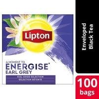 Lipton Earl Grey 12 x 100 påsar -