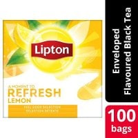 Lipton Lemon Tea 12 x 100 påsar -