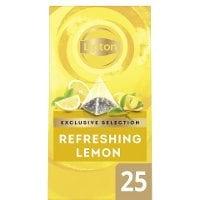 Lipton Lemon Tea, pyramid 6 x 25 påsar  -