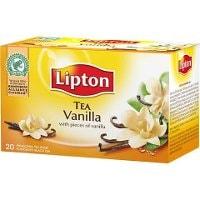 Lipton Vanilla Tea 12 x 20 påsar -