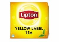 Lipton Yellow Label Tea (utan kuvert) 12 x 100 påsar -