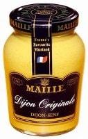 MAILLE Senap Dijon Original 12 x 215 g -