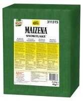 MAIZENA Snowflake, modifierad stärkelse 2 x 2 kg -