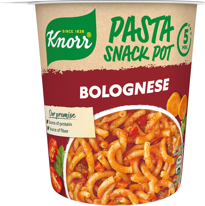 Snack Pot Bolognese, 8 x 60 g -