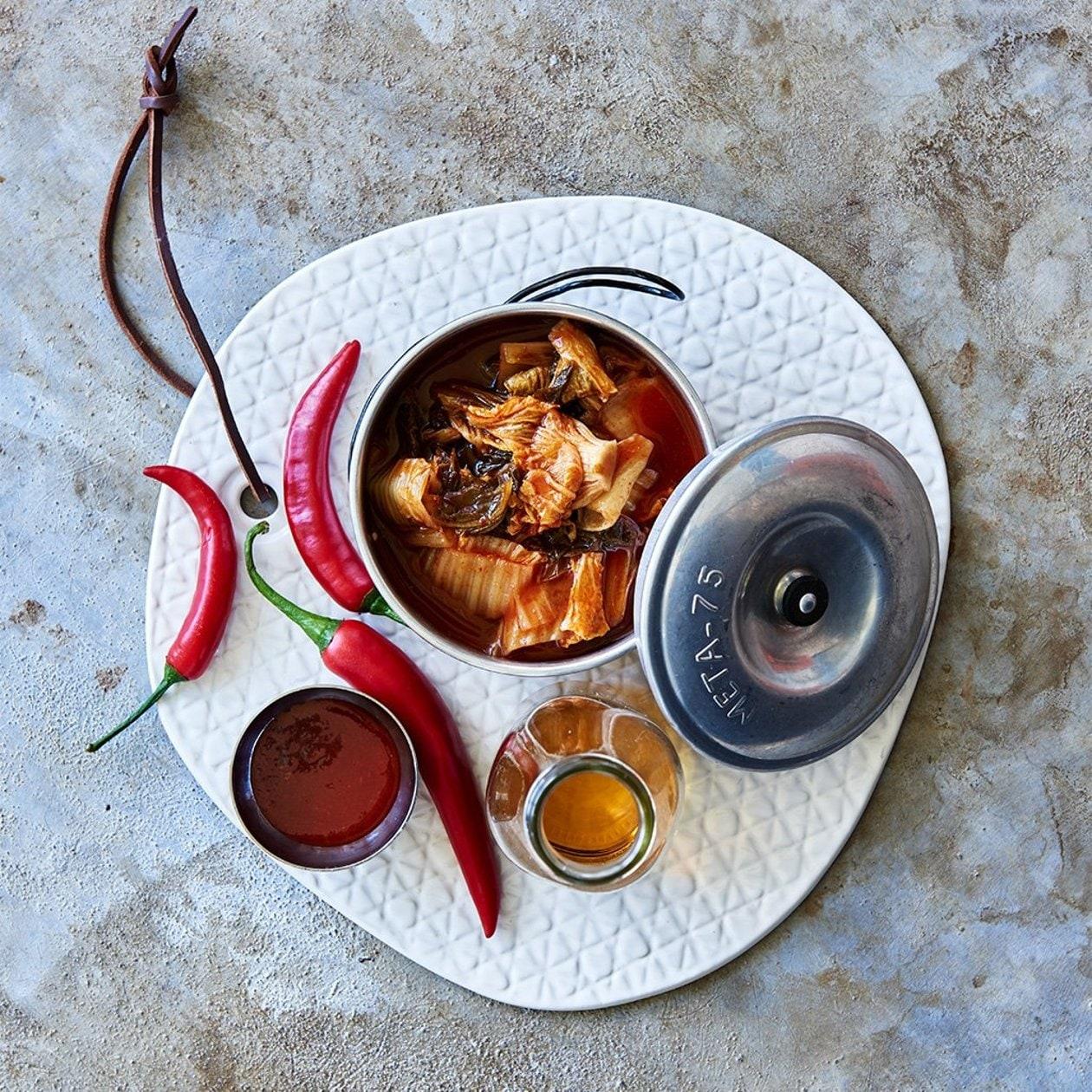Hemlagad Kimchi