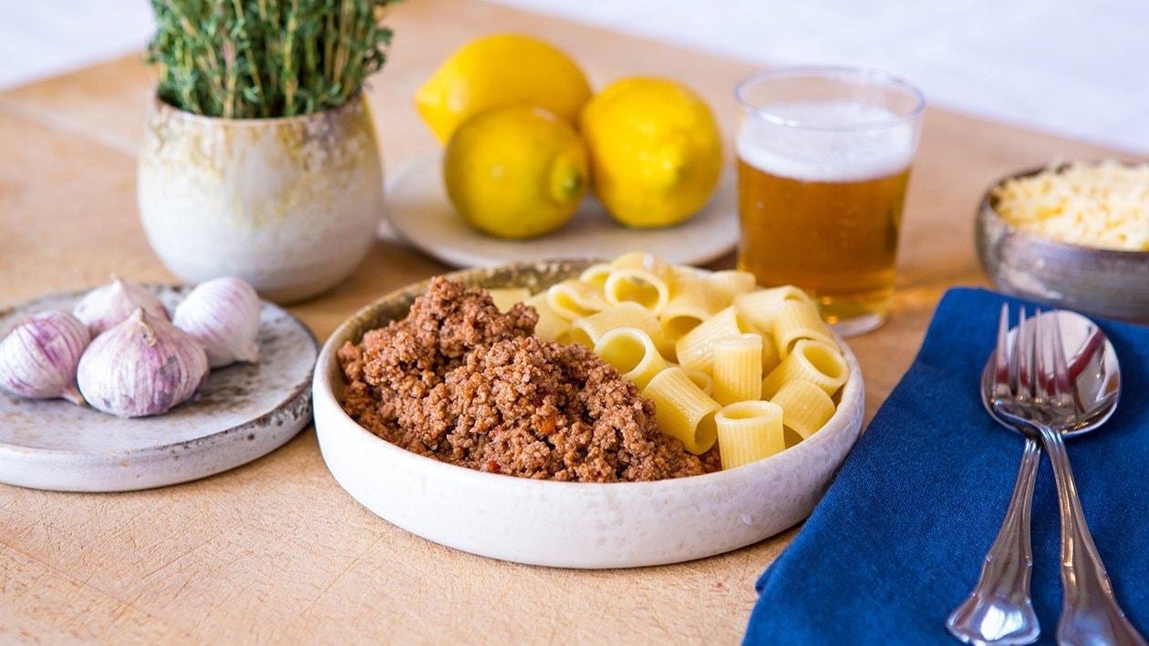 Kalvragu med citron och timjan