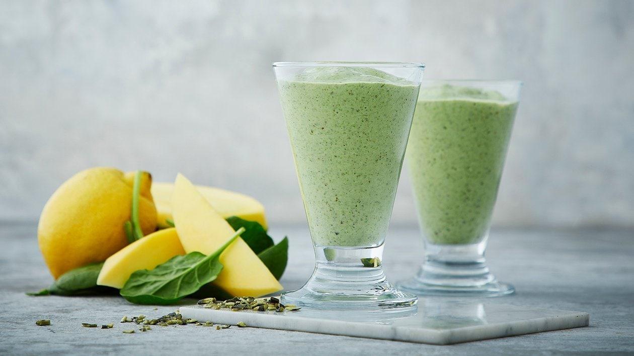Grön power smoothie
